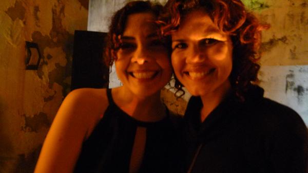 Ceronha e Helijane Rocha