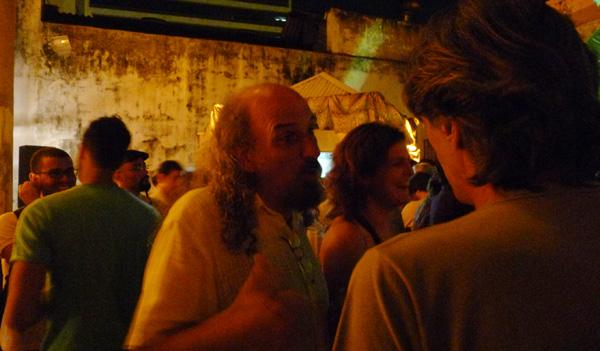 Marcelo Bones e Guilherme Reis