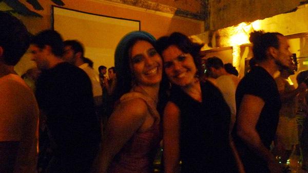 Renata Rosa e Helijane Rocha