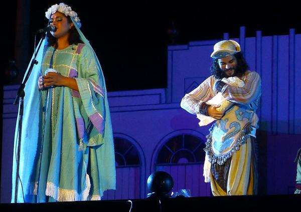 <i>Baile do Menino Deus</i>. Foto: Pollyanna Diniz