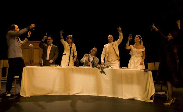 O casamento do pequeno burguês, montada em 2006