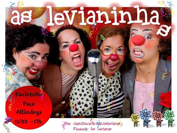 As Levianinhas