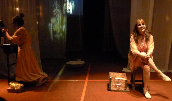 Essa febre que não passa, do Coletivo Angu de Teatro, participou do Filo ano passado. Foto: Ivana Moura