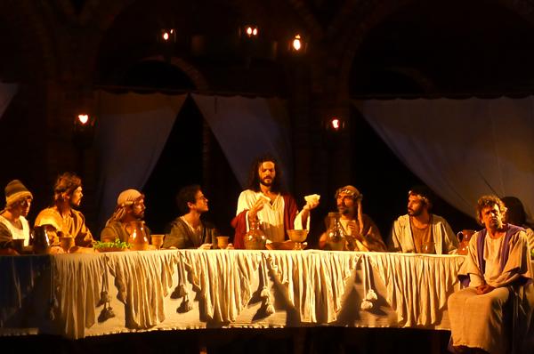 Paixão de Cristo de Nova Jerusalém. Foto: Pollyanna Diniz