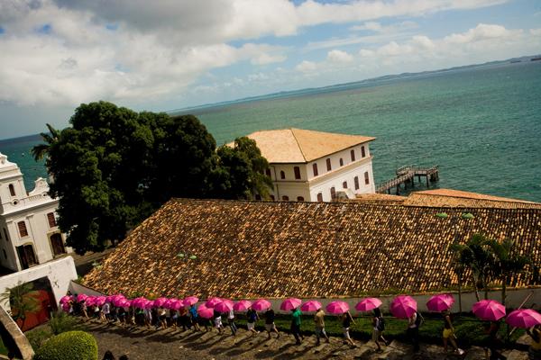 Pingos e Pigmentos vai alterar a paisagem do Recife. Foto: Tiago Lima