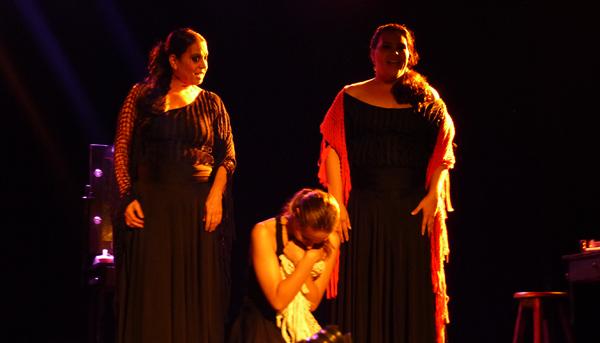 A Filha do Teatro. Foto: Ivana Moura