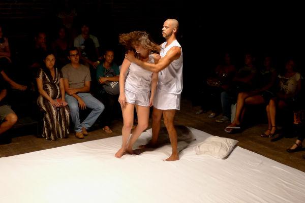 Montagem do Grupo Z de Teatro, do Espírito Santo