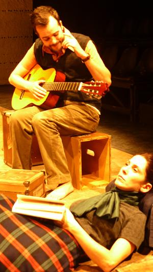 Augusto Boal não chegou a ver a peça