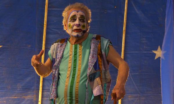 Ilo Krugli, criador do Teatro Ventoforte. Foto: Pollyanna Diniz