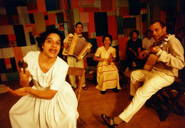 Café com queijo, do Lume, abre o Feteag e o Trema no dia 15. Foto: Lume/Divulgação