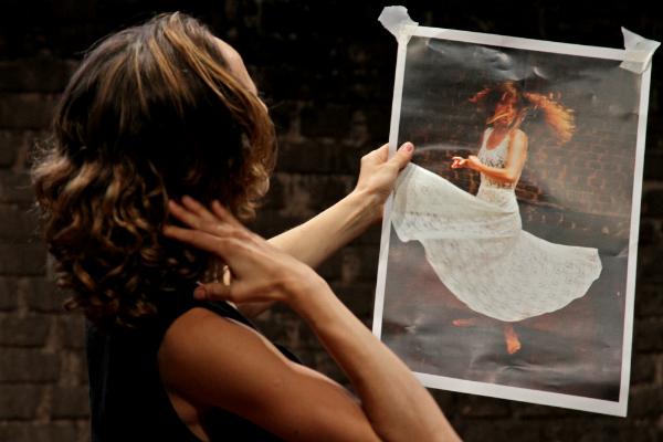 Ficção, da Cia. Hiato. Foto: LIgia Jardim