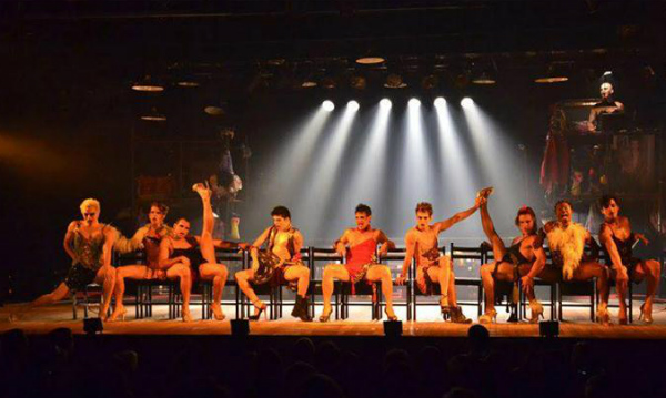 Coletivo carioca faz três apresentações no Recife. Foto: Divulgação