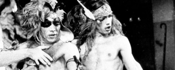 Dzi Croquettes na década de 1970