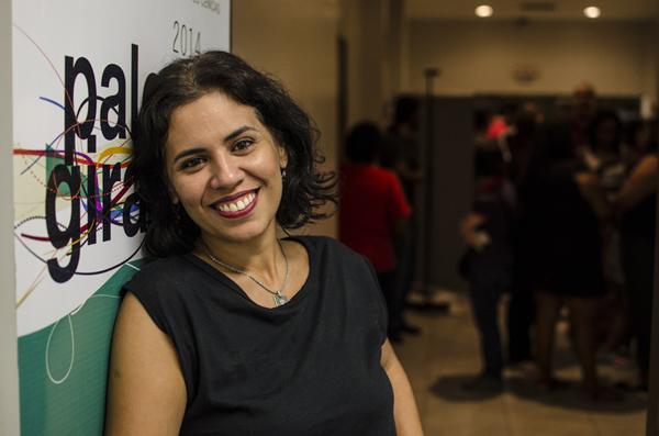 Galiana Brasil. Foto: Renata Pires