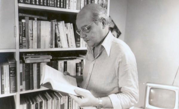 Escritor Osman Lins teria completado 90 neste mês de julho