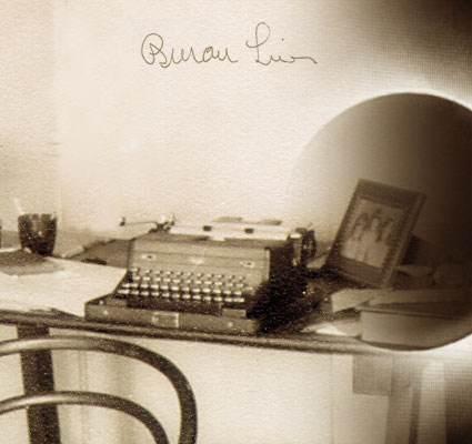 Máquina de escrever do autor de Avalovara