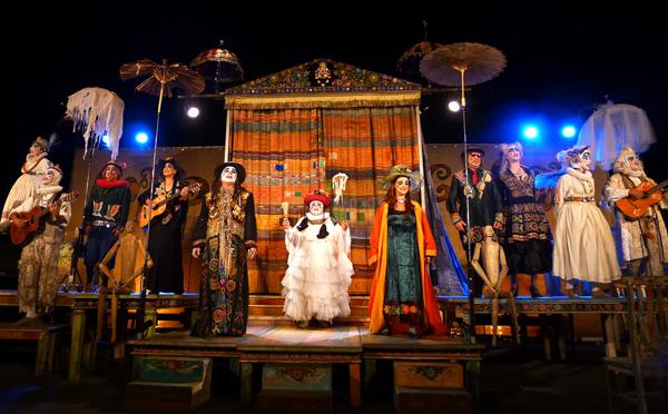 FRTN 2014 não irá acontecer. Grupo Galpão abriu festival ano passado