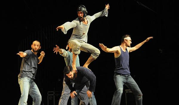 Espetáculo belga L'AssautdesCieux não viria ao Recife através de produtores independentes. Foto: Irandi Souza/PCR