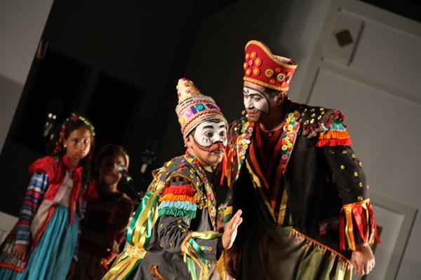 11º Baile do Menino Deus – Uma Brincadeira de Natal. Foto: Gianny Melo