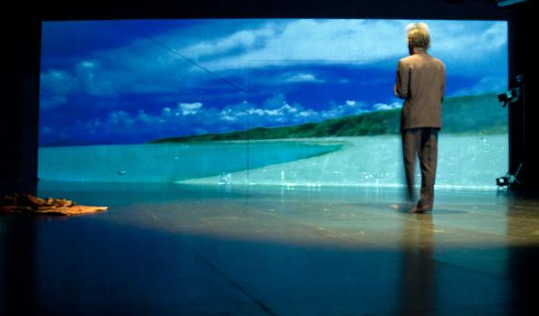 Tadashi Endo apresenta Fukushima Mon Amour. Fotos: Maciej Rusinek