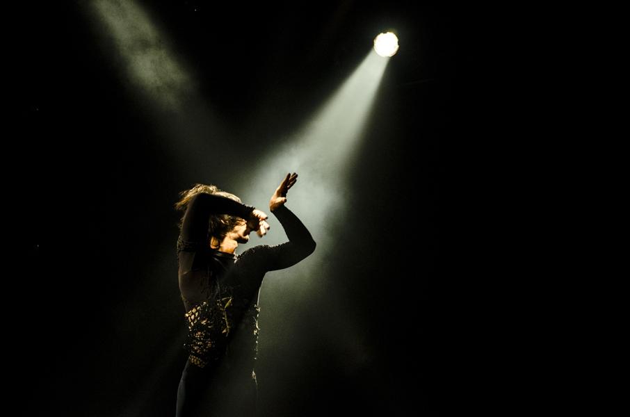 O silêncio e o caos, do bailarino Dielson Pessôa, vai circular pelo pais. Foto: Renata Pires