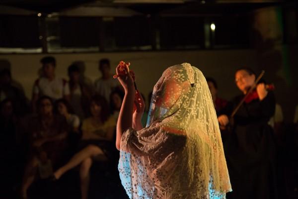 Espetáculo do grupo Criart Teatral, de Boa Vista, faz circulação pelo Nordeste. Foto Adriana Mendivil/Divulgação