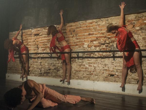 Breguetu é resultado de pesquisa e experiência dos bailarinos