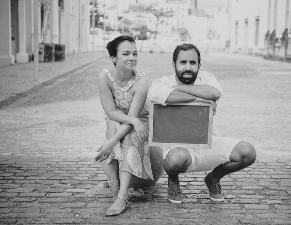 Produtora Mariana Holanda Rasu e Vilela: cumplicidade