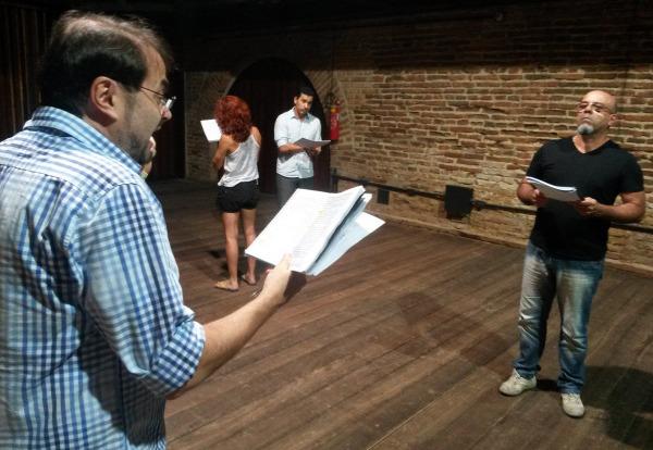 Companhia Fiandeiros de Teatro realiza segunda edição do projeto Espaço Fiandeiros Dramaturgia neste mês de junho