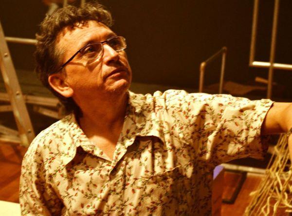 José Manoel Sobrinho, encenador, professor de teatro e gestor
