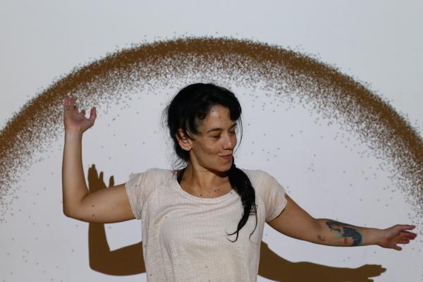 Flavia Pinheiro em  Ensaio sobre a Impermanência