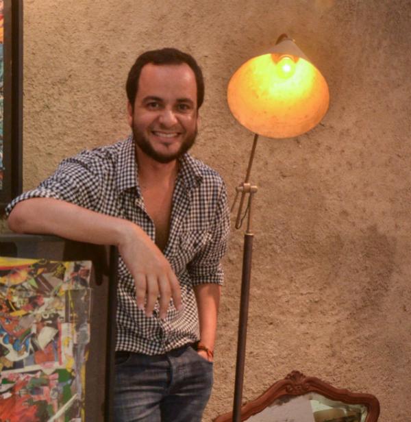 Jorge Clésio é coordenador de Artes Cênicas da Fundarpe