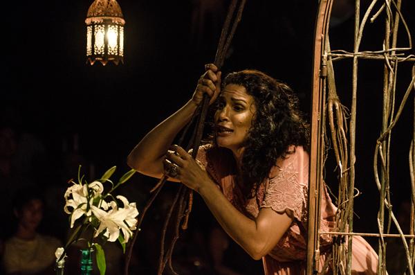 Fabiana Pirro, atriz de Obscena