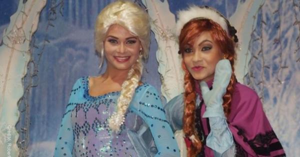 Baseado em conto de Hans Christian Andersen, peça Frozen tem direção de Roberto Oliveira