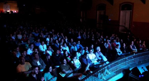 Teatro Luiz Souto Dourado, que hospeda as peças adultas