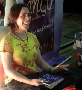 Escritora Renata Pimentel