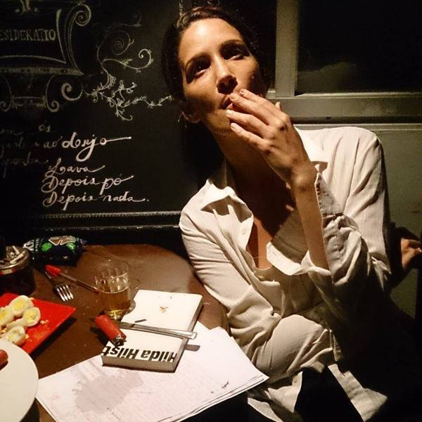 FabianaPirro, idealizadora e atriz do projeto. Fotos: Renato Filho