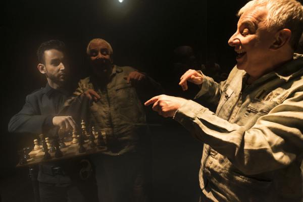 Marco Nanini encabeça elenco de peça de Jô Bilac. Foto: Cabéra