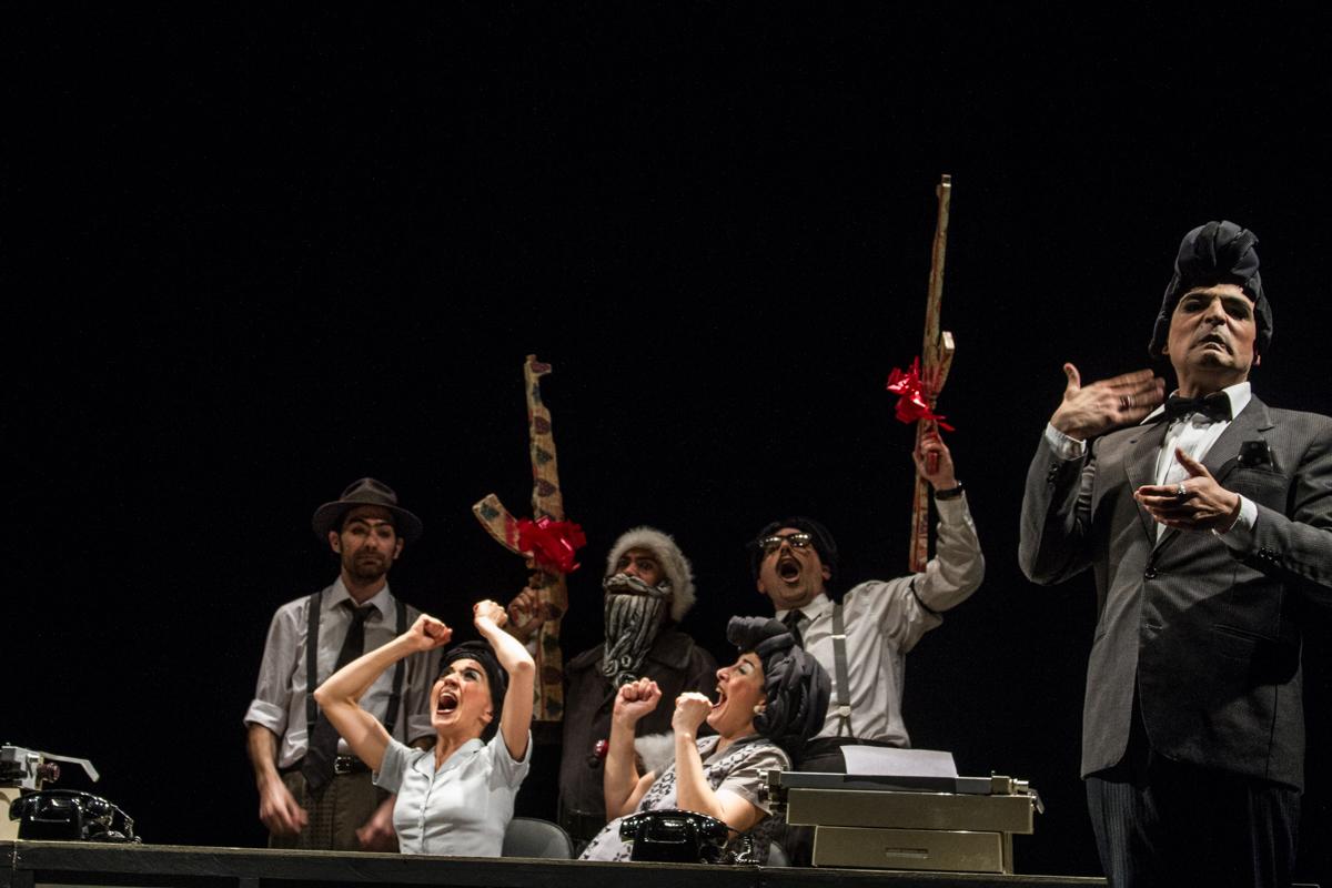 Personagens estão na expectativa da Revolução Cubana