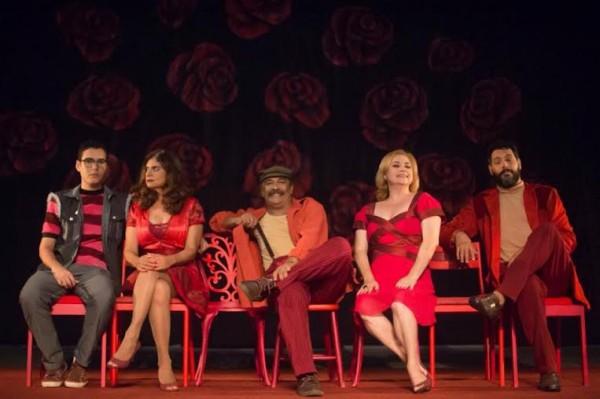 Obsessão fez temporada de estreia no Teatro Boa Vista, em maio