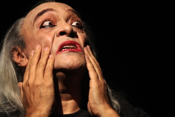 Ricardo Guilherme em Flor de obsessão. Foto: Bruno Soares