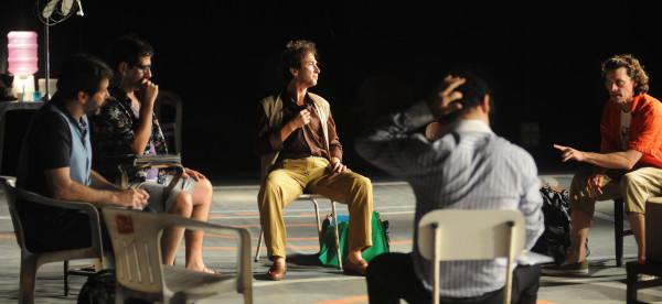 Conselho de Classe faz curta temporada na Caixa Cultural Recife. Foto: Dalton Valerio