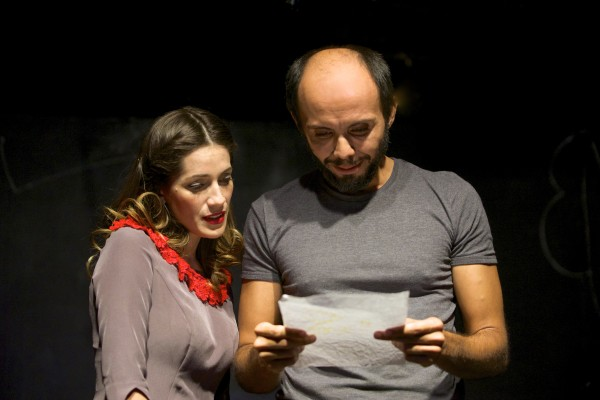Jacy, do Grupo Carmin, abre o festival no Teatro Apolo. Foto: Nityama Macrini