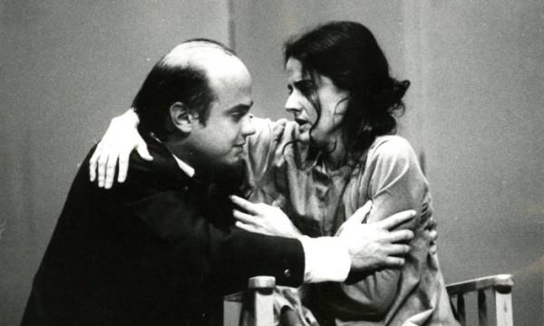 Marieta Severo e Mário Borges, em No Natal a Gente vem te Buscar.