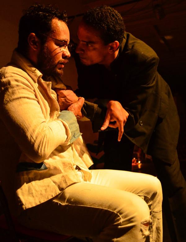 Junior Aguiar e Daniel Barros. Fotos: Amanda Pietra
