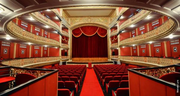 Teatro Santa Isabel. Foto: Marcelo Lyra