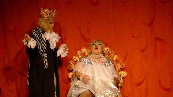 Espetáculo é dirigido por Henrique Celibi.