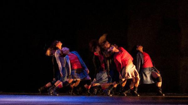 Cabanagem, com o Corpo de Dança do Amazonas, abre projeto Um Norte Que Dança. Foto: Ruth Jucá