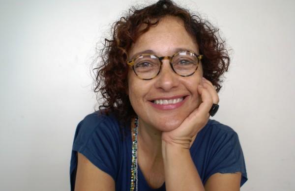 Atriz e diretora Fátima Aguiar, homenageada do festival
