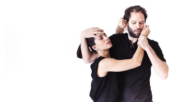 Cecilia Colacrai e João Lima dividem a cena nesta turnê. Foto: Tristán Pérez-Martín